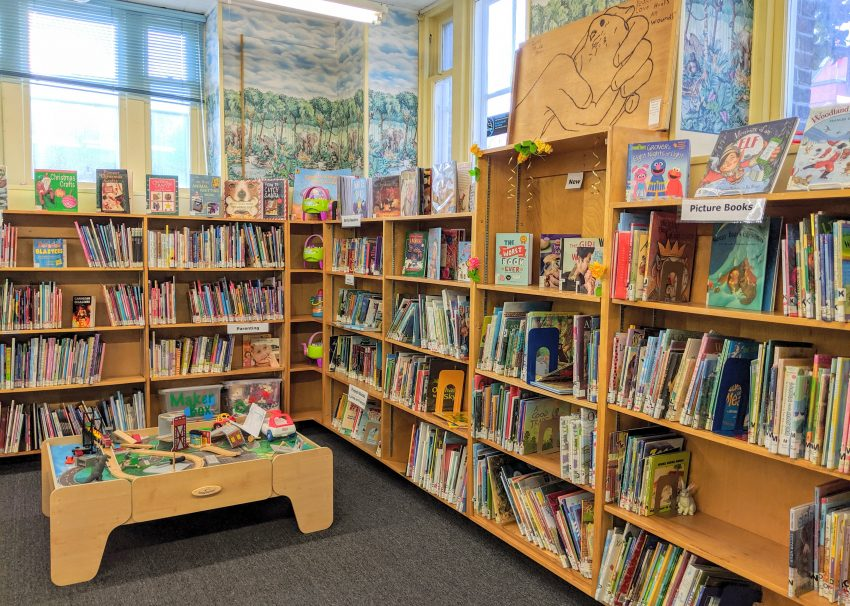 Prince Edward County Public Library Picton Branch Children's Section